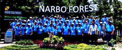 Report of the 6th NARBO General Meeting