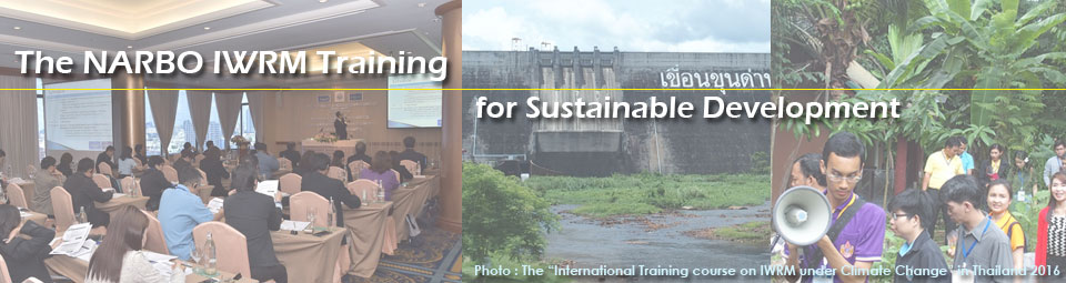 NARBO training for sustainable development