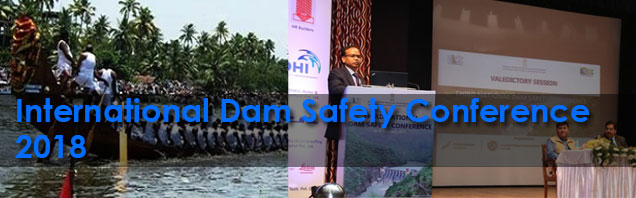 Invitation to the International Dam Safety Conference 2018
